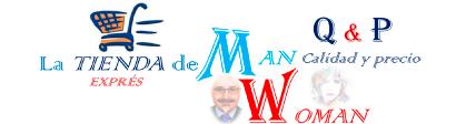 Logo - latiendademan.com