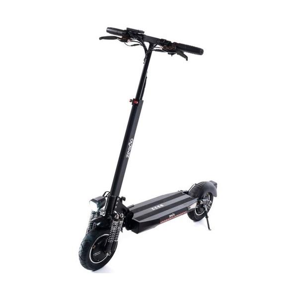 Zeeclo u330 fenix 13a negro patinete eléctrico 40km/h 45km de autonomía con diseño plegable