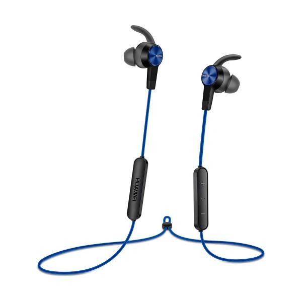 Huawei am61 azul auriculares sport lite in-ear bluetooth con reducción de ruido